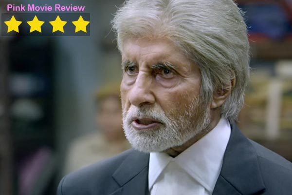 Pink Movie Review – Live update of Amitabh Bachchan starer film Pink
