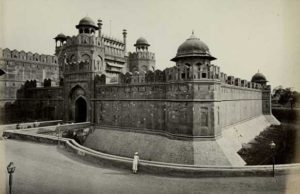 Red Fort - A History of Delhi's wonderful Monument Lal Kila