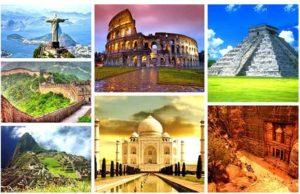 Seven Wonders of the World - दुनिया के 7 नये अजुबे