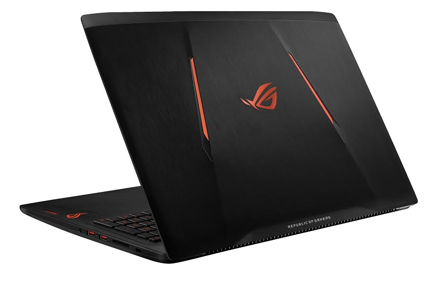 Asus ROG Strix GL502VS Laptop with NVidia Pascal GeForce GTX 10 Series