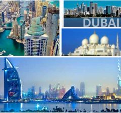 Dubai's see sightings and skyscrapers- Places to visit in Dubai