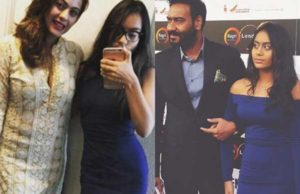 Kajol and Ajay Devgan 's Daughter Nysa has grown up - Celebrities Kids