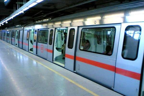 committed suicide at Metro Station, Elderly Man jumped in front of a train and died