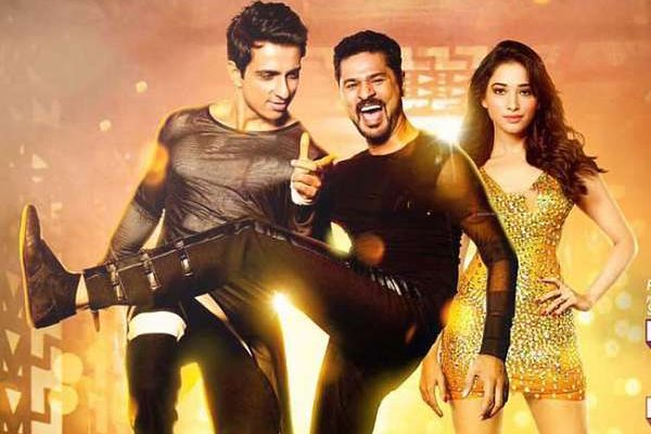 Tutak Tutak Tutiya Movie Review - Prabhu Deva, Tamannaah, Sonu Sood