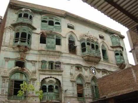 Dilip Kumar's Peshawar House