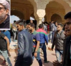 Sanjay Leela Bhansali attacked - on the sets of Padmavati in Jaipur