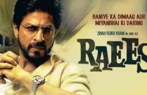 Raees Movie Review – Shah Rukh Khan and Mahira Khan's fictitious film