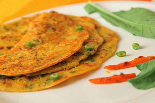 How to make Besan Chilla - Besan Ka Chilla Recipe