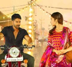Badrinath ki Dulhania movie review - Alia Bhatt, Varun Dhawan's Holi Package