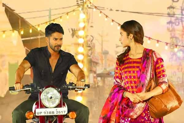 Badrinath ki Dulhania movie review - Alia Bhatt, Varun Dhawan's Holi Package