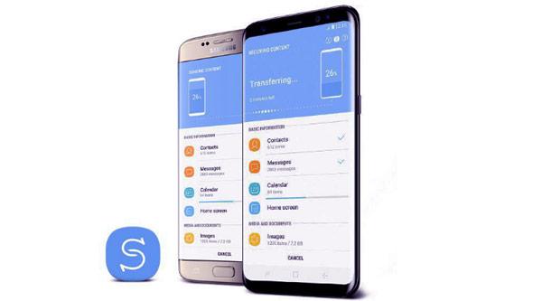 Samsung Galaxy S8 Sofware.