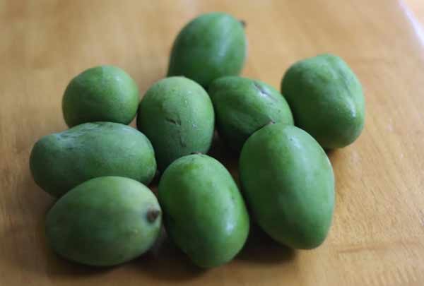 Fresh Avakai Mangoes