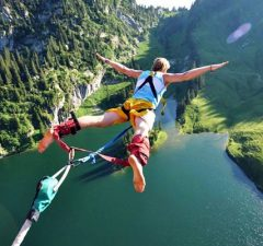 Jumpin heights – A place in rishikesh for adventure freaks, bungee jumping