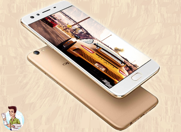 OPPO F3 Plus is all about metal