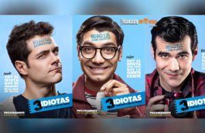 3 Idiotas - 3 Idiots Mexican remake