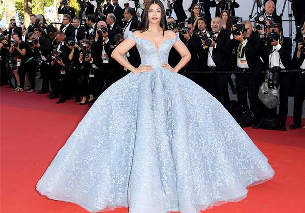 Aishwarya Rai at cannes film festival 2017
