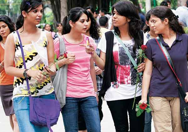 Delhi university announced the admission schedule for session 2017