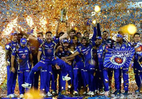 MMumbai Indians win IPL 2017