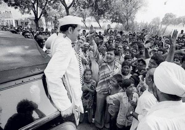Rajiv Gandhi was loved and respected by everyone