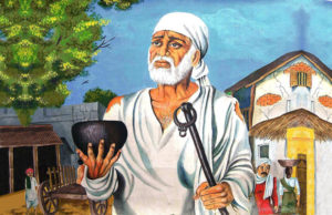 Sai baba was loved by Hindus and Muslims alike.