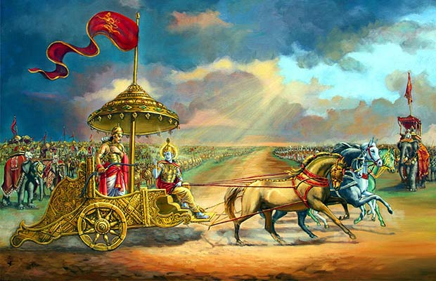 Mahabharat The battle - A Historical Epic of Kaurava and Pandavas