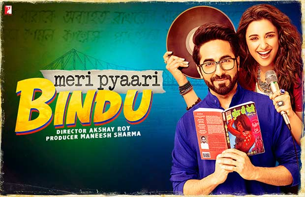 Meri Pyaari Bindu Review: Parineeti & Ayushmann in a Romantic Drama