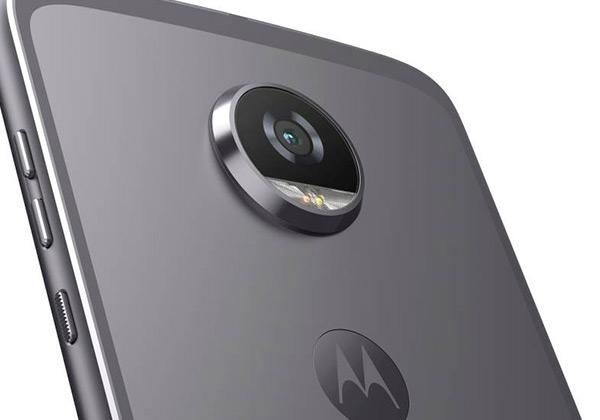 Moto Z2 Play camera.