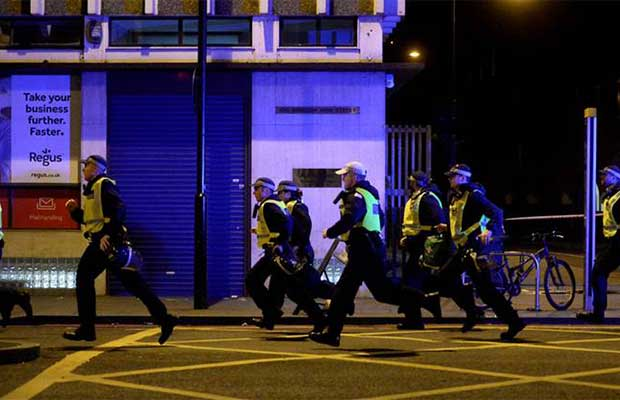 London Terror Attack: 6 Killed, 30 injured, 3 Suspects Shot Dead by Police