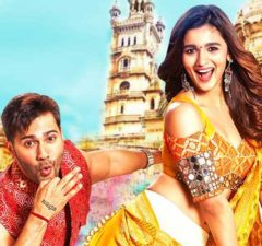 Badrinath ki Dulhania World Television Premiere on Colors Tv, 25 June