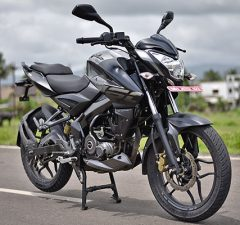 Bajaj has launched Pulsar NS 160 in India.
