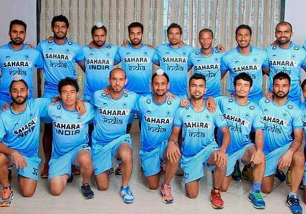 Hockey India squad announced for tour of europe