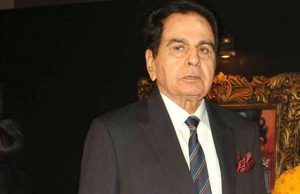 LEGENDARY ACTOR DILIP KUMAR HOSPITALISED IN LILAWATI HOSPITAL IN MUMBAI