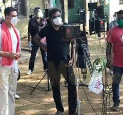 Akshay Kumar Goes On Shoot An Advertisement With Very Strict Protocols