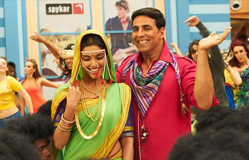 Khiladi 786 movie by Akshay Kumar