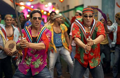 Tees Maar Khan movie by Akshay Kumar